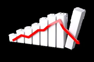 stijgende markt beurs