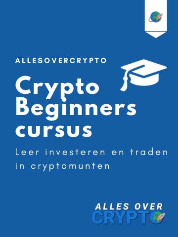 crypto beginnerscursus banner