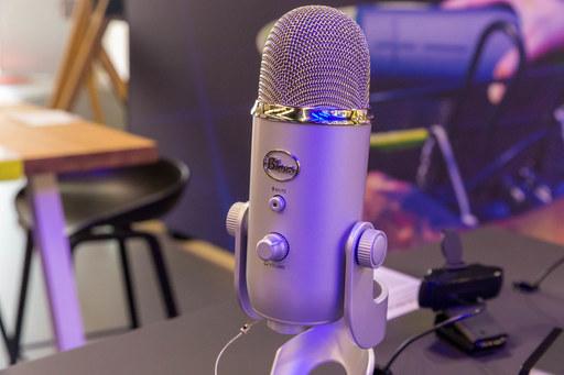 blue yeti microfoon