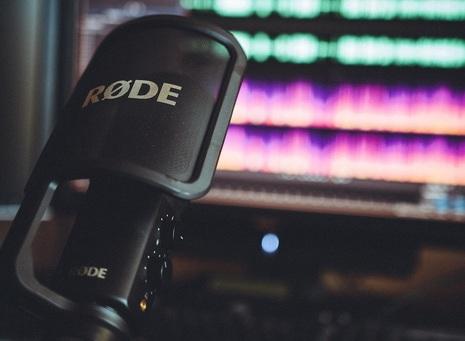 rode nt-usb mini microfoon