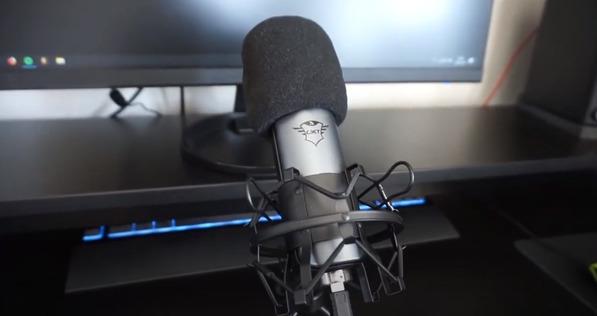 trust gxt 242 microfoon