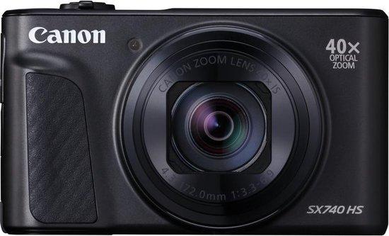 Canon PowerShot SX740 HS vlogcamera voor beginners